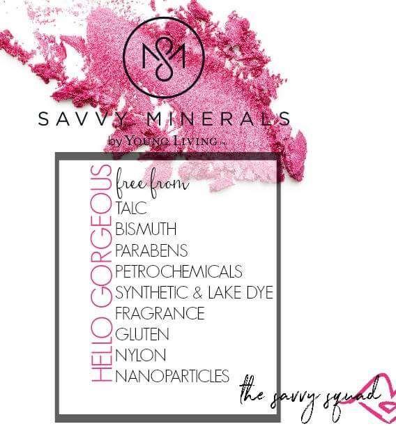 Savvy minerals